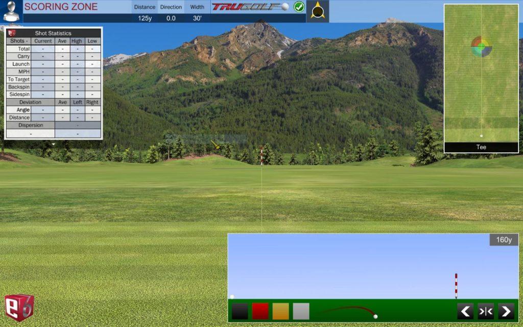 Driving range @ Golfin Dorion