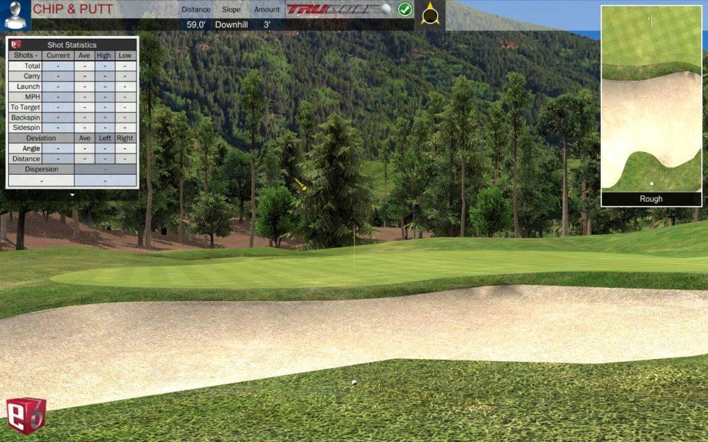 Approche et Vert de pratique @ Golfin Dorion