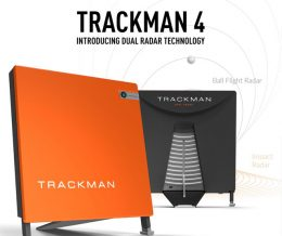 Station de frappe TrackMan Golf – Session Information