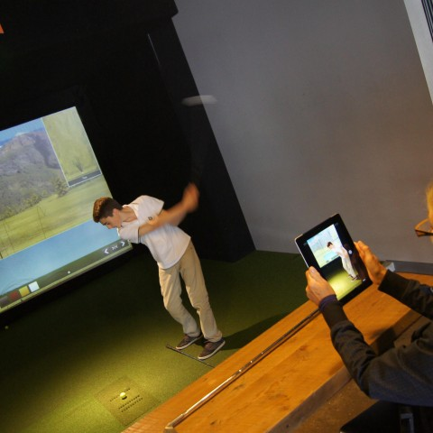 Parascolaire cours de golf @ GOLFIN Dorion