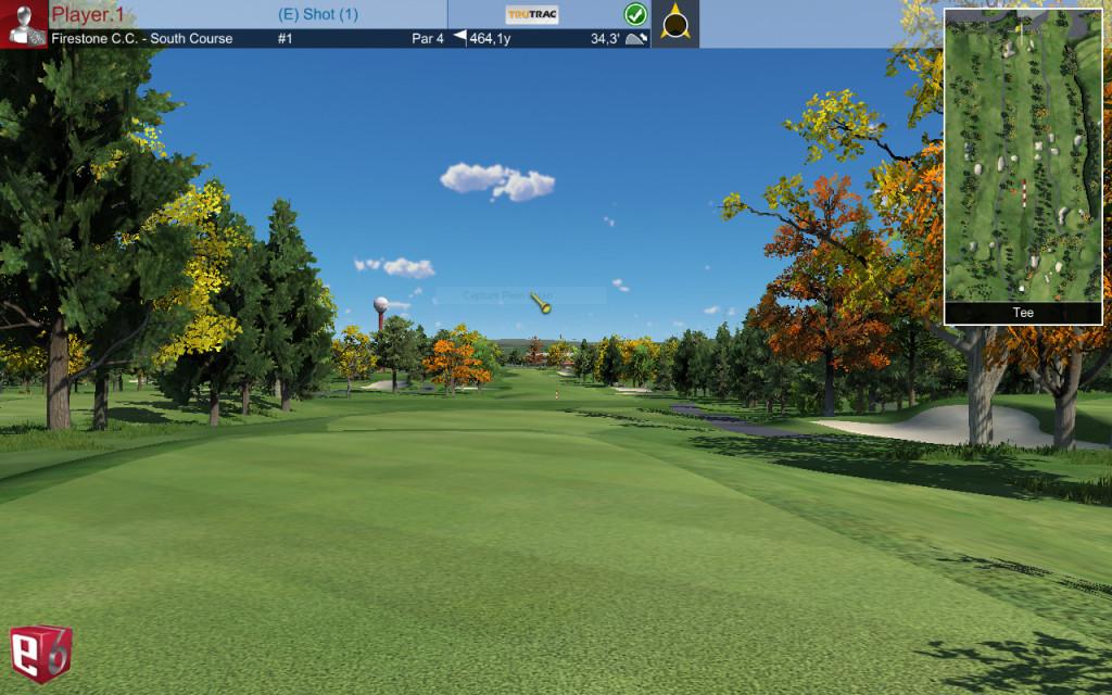 Firestone #9 golf intérieur_